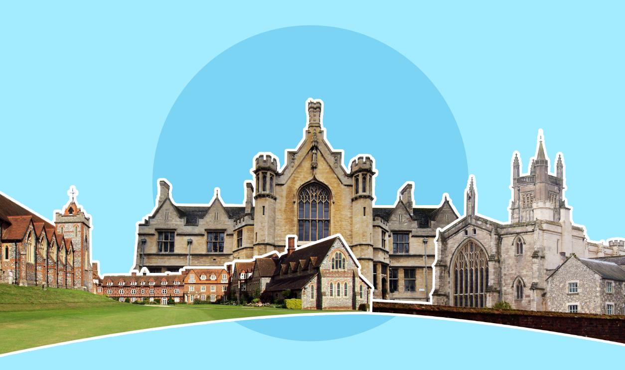 ინგლისში 3 სკოლა, სადაც ბავშვები ოცნებობენ სწავლაზე